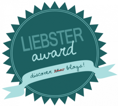 Liebster award discover (new) blogs