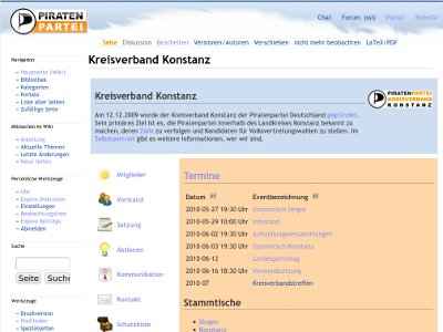 Screenshot Wiki